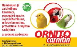 Ornito carnitin 250